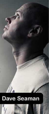 Dave Seaman looking up profile picture