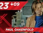 23 Paul Oakenfold