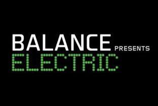 Emerson Todd - Electric mix album cover
