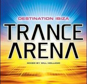Trance Arena - new trance album cover
