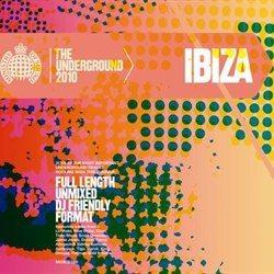The Underground Ibiza 2010 - cover album