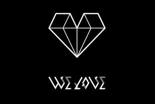 We Love by We Love - cover album