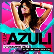 Club Azuli Future Sounds Volume 1 - cover album