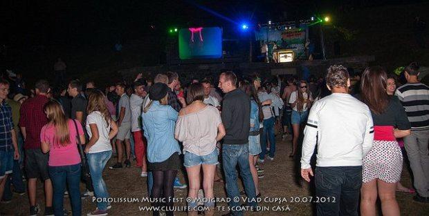 Porolissum Music Fest. Foto: ClujLife