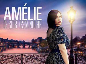 Amelie - Ce Soir (Esta Noche) - cover art of the single