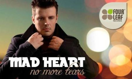 No More Tears, Mad Heart - single cover CD