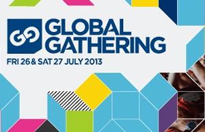 Global Gathering UK 2013 - logo