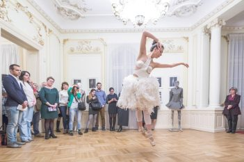 Georgiana Dobre - balet clasic si dans contemporan