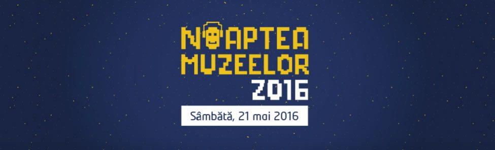 noaptea muzeelor 2016 cover
