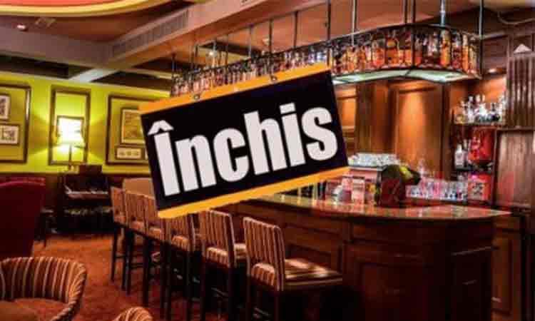 Restaurantele rămân închise cel puțin până pe 10 ianuarie