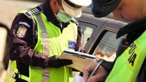 Amenzi în valoare de 9000 de lei date de polițiștii tulceni