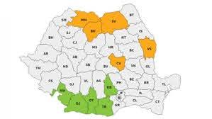 La ora 11 prezența la vot in județul Tulcea era sub 10 %