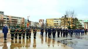 Mica Unire serbată și în Piața Mircea cel  Bătrân
