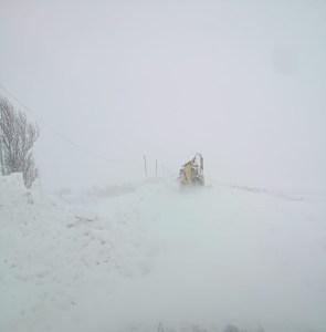 Ambulanța SMURD blocată între Valea Nucarilor și Agighiol
