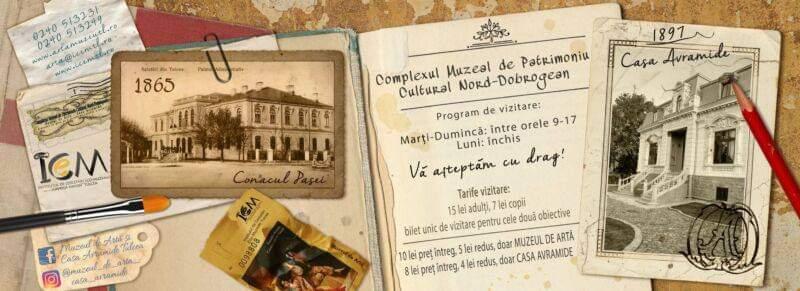 Au crescut tarifele de vizitare a Muzeul de Artă și Casa Avramide din Tulcea