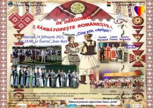 De Dragobete sărbătorește românește!