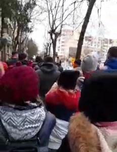 Proteste și în Tulcea împotriva măsurilor restrictive
