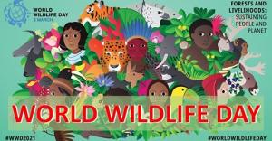 Azi este Ziua mondială a vieţii sălbatice