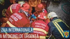 Azi este Ziua Internațională a Medicinei de Urgență