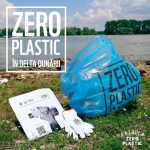 Anul acesta în Deltă se combate poluarea cu Kit-ul ZERO PLASTIC