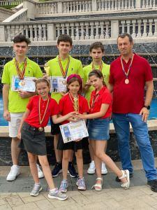 Șahiștii tulceni, din nou medaliați pe podium!