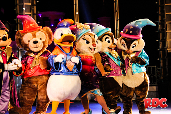 Disney Dreamers opening (13)