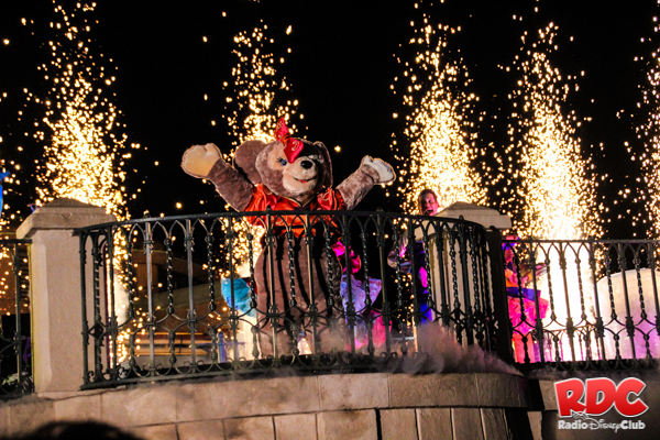 Disney Dreamers opening (3)
