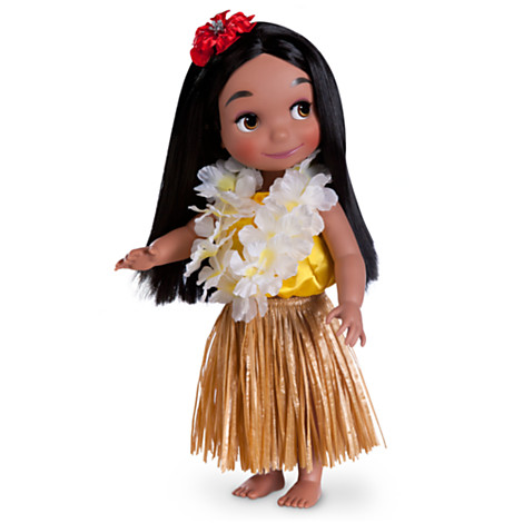 Poupée hawaïenne It's A Small World Collection Disney Animators