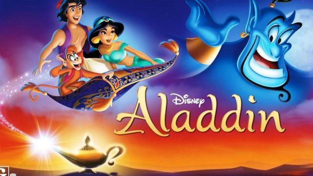Aladdin le film des Walt Disney Animation Studios !