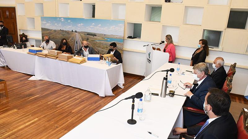 El gobierno de La Pampa invertirá $ 840 millones para construir 210 viviendas en Santa Rosa
