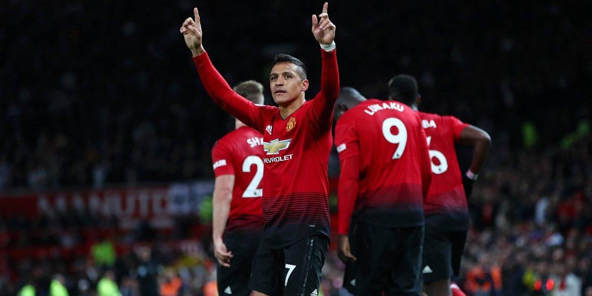 """Alexis Sánchez: """"Quiero hacer felices a los hinchas del United. Quiero anotar goles, quiero darle alegrías"""""""