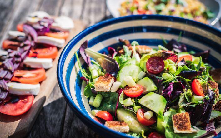 Cómo comer de manera saludable esta temporada de otoño/invierno