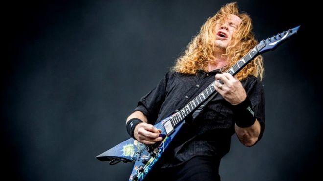 Megadeth suspendió su show en la Argentina tras el diagnóstico de cáncer de su cantante