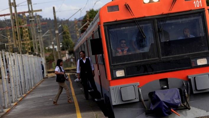 Extensión de Biotrén: Piñera compromete tramos desde Coronel a Lota y Concepción hasta Penco