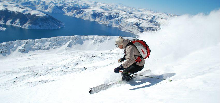 Sepa cuánto cuesta hoy poder esquiar cerca de Concepción