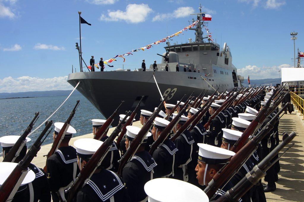 La millonaria y polémica compra de fragatas de la Armada en medio del estallido social