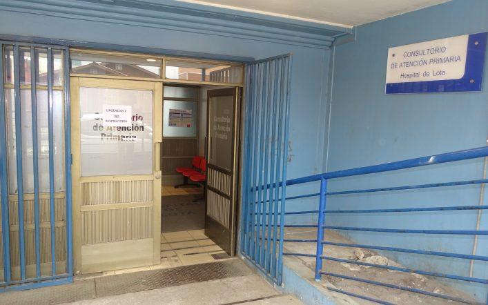 HOSPITAL DE LOTA ADOPTA MEDIDAS PREVENTIVAS EN SERVICIO DE URGENCIA PARA ENFRENTAR CONTINGENCIA SANITARIA