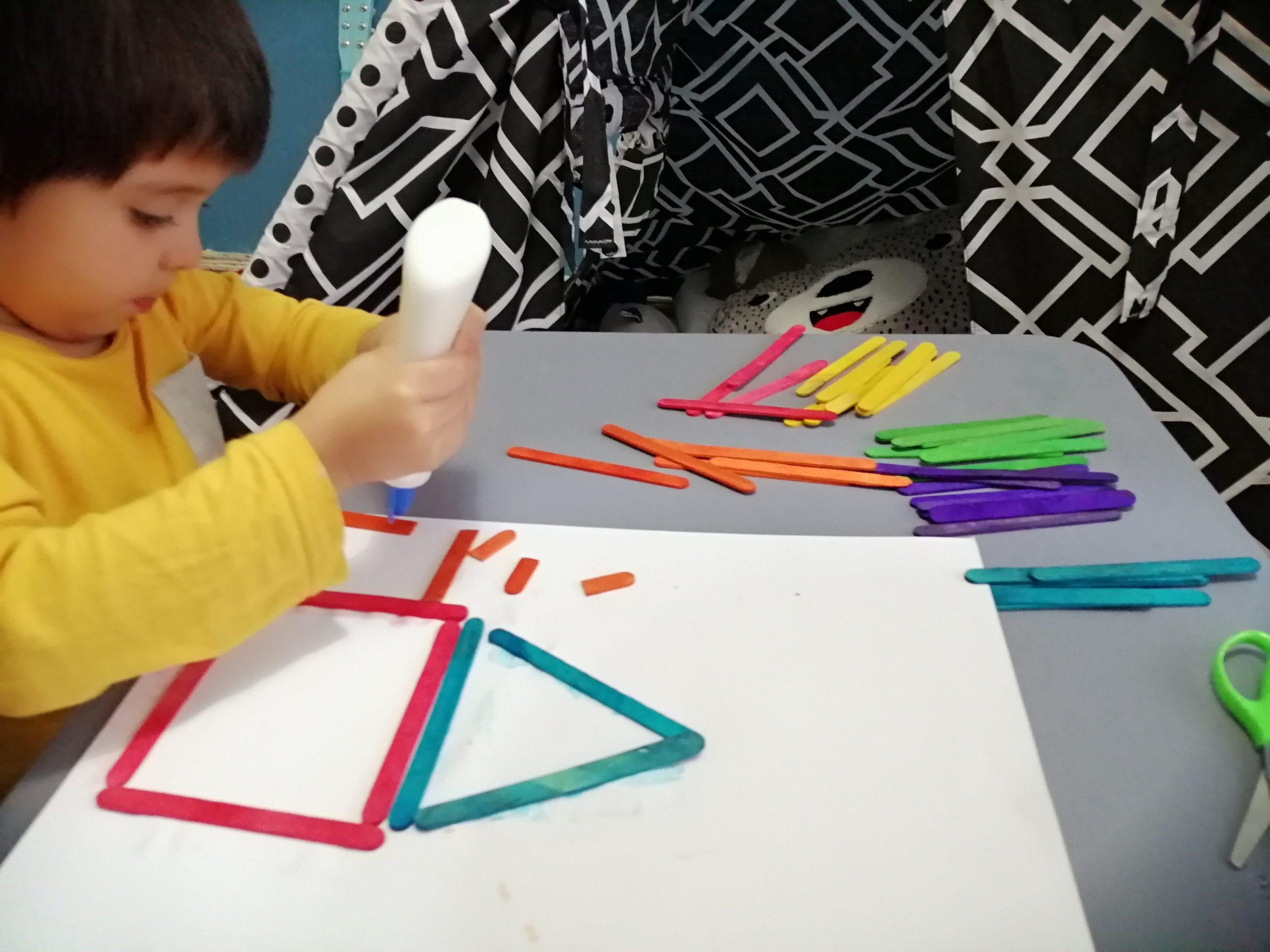Actividades  recreativas para niños en cuarentena