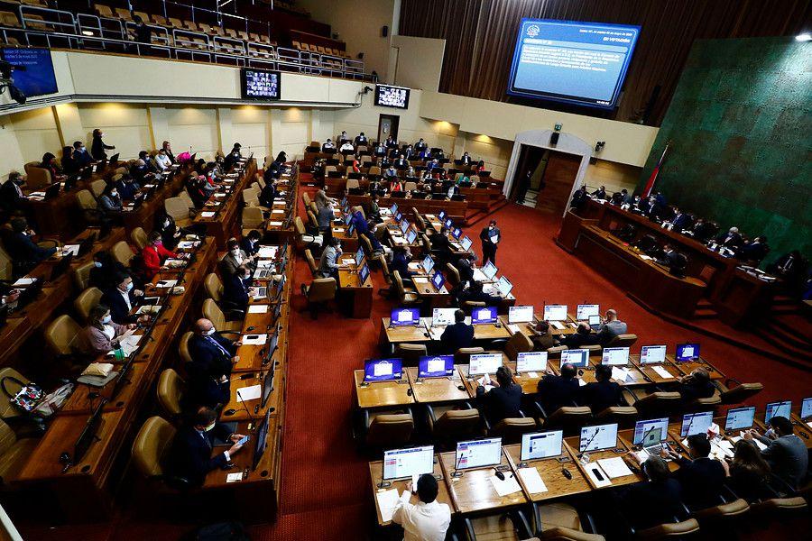 Cámara de Diputados suspende sesión por caso positivo de Covid-19 de hija de funcionario