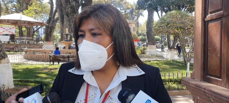 PRESENTAN PROPUESTA DE IMPLEMENTACION DE LA DEFENSORIA UNIVERSITARIA EN LA SAN FRANCISCO XAVIER DE CHUQUISACA