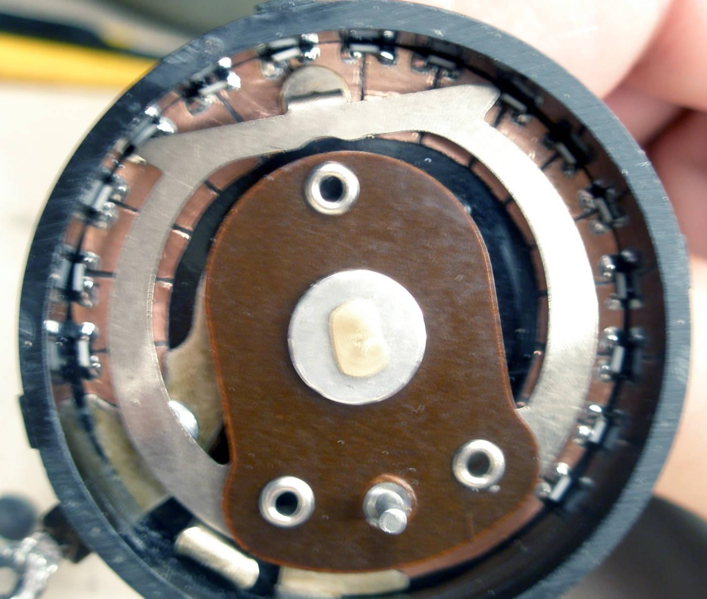Reparación Potenciómetro radio antigua - Autoradio Philco mod 7 - 23