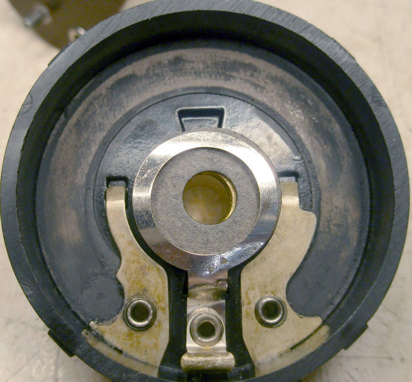 Reparación Potenciómetro radio antigua - Autoradio Philco mod 7 - 5