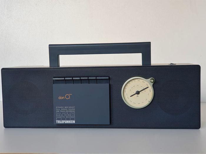 Radio Thomson Don O RC652- Philippe Starck