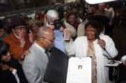 Gamble and Huff Honored in Jersey (pics) 1