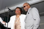 Gamble and Huff Honored in Jersey (pics) 4