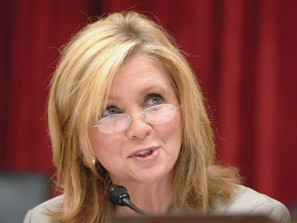 Marsha Blackburn (R, TN)