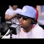 Power 106's Rikki Martinez Makes Trey Songz Say Aaah at BET Awards Pre Show