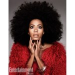 Solange Featured In Current Issue Of Entertainment Weekly 1
