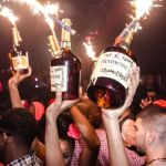 Chris Brown, FloRida and Hennessy V.S Put on a Show 10