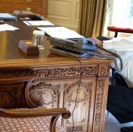 Tea Party and Conservatives Enraged Because President Obama Has his Foot on the Desk? Look, We have Even MORE pics 4